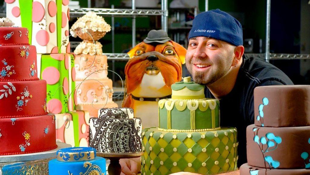 Dekorator Kue Terunggul di Dunia Saat Ini