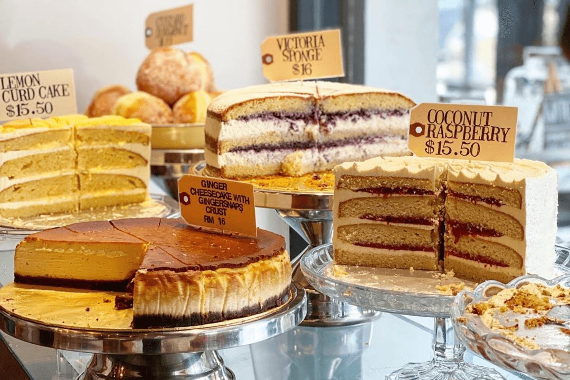 10 Toko Roti Terbaik di Kuala Lumpur